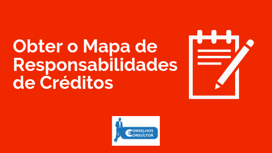 Mapa de responsabilidades de crédito do Banco de Portugal