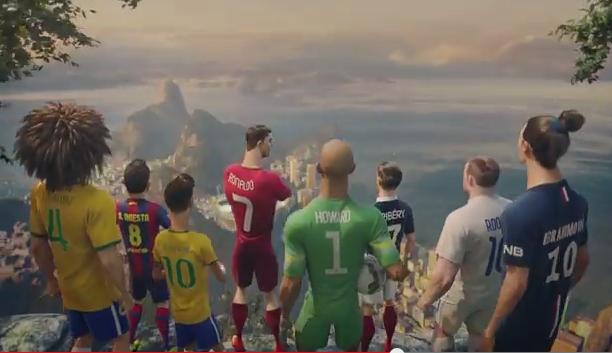 Ronaldo ajuda a salvar o futebol (Video Viral)