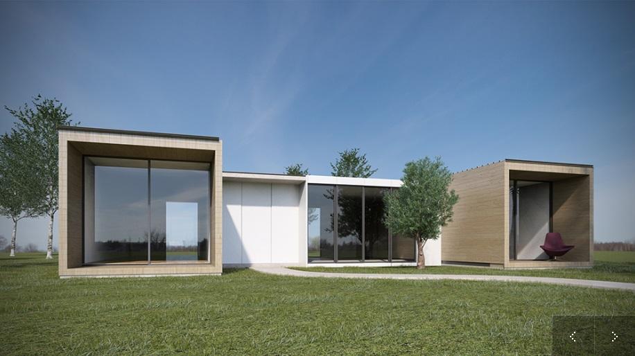 Casas Modulares agora também na Decisões e Soluções