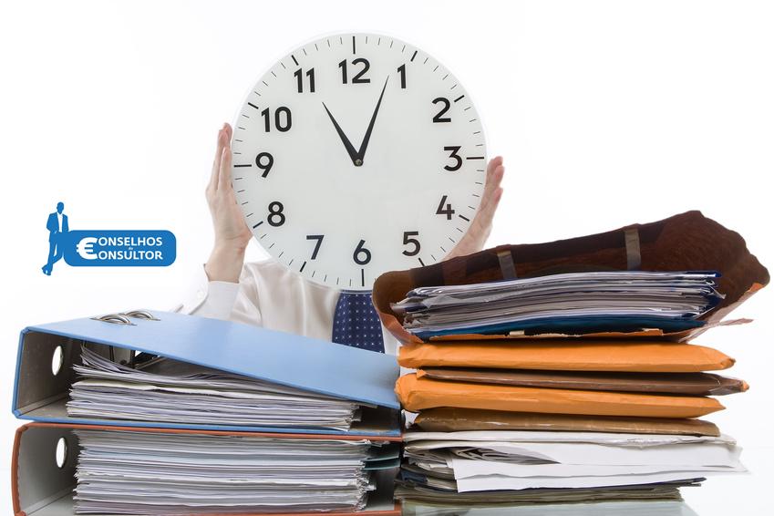 7 Dicas Para Gerir o Seu Tempo