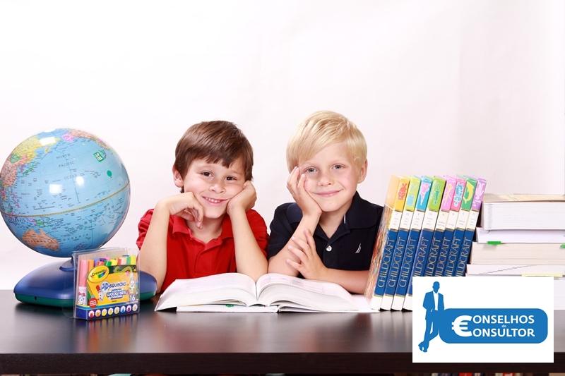 7 coisas que deve saber sobre as facturas do material escolar