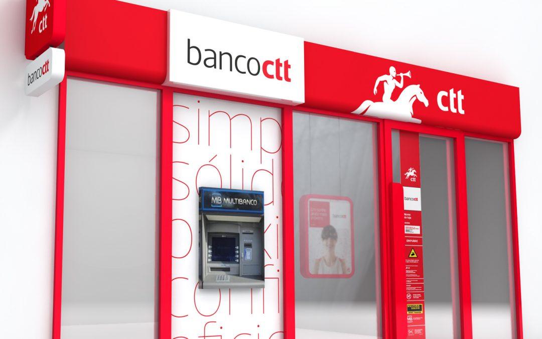 Banco CTT abre as portas e vai dar crédito à habitação