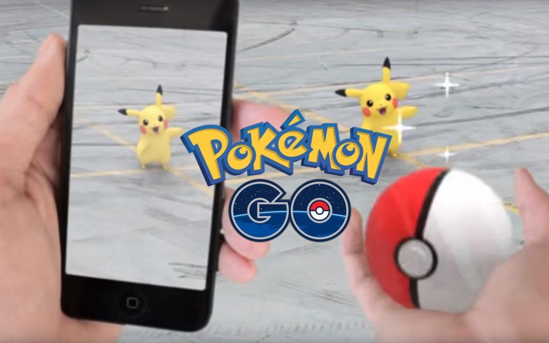 Tranquilidade já tem seguro para caçadores de Pokémons