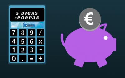 5 dicas de como gerir o seu dinheiro