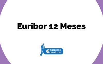 Euribor 12 meses