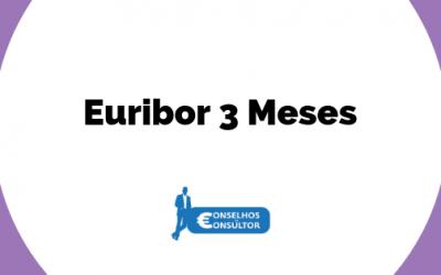 Euribor 3 meses