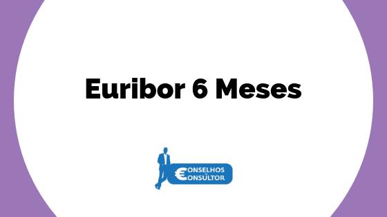 Euribor 6 Meses