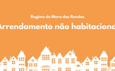 Arrendamento Não Habitacional- Regime de Mora das Rendas
