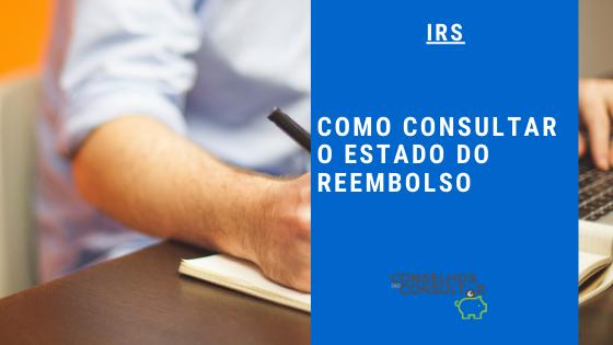 Como consultar o estado do reembolso do IRS