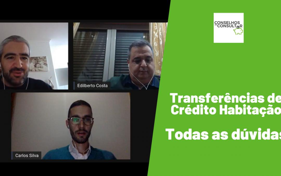 Transferências de Crédito Habitação – Todas as dúvidas