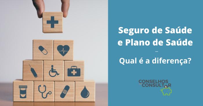 Seguro e Plano de Saúde – Qual é a diferença?
