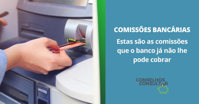 Comissões Bancárias