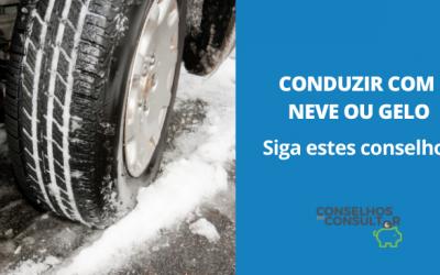 Conduzir com Neve ou Gelo: siga estes conselhos!