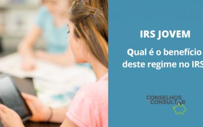IRS Jovem: qual é o benefício deste regime no IRS?