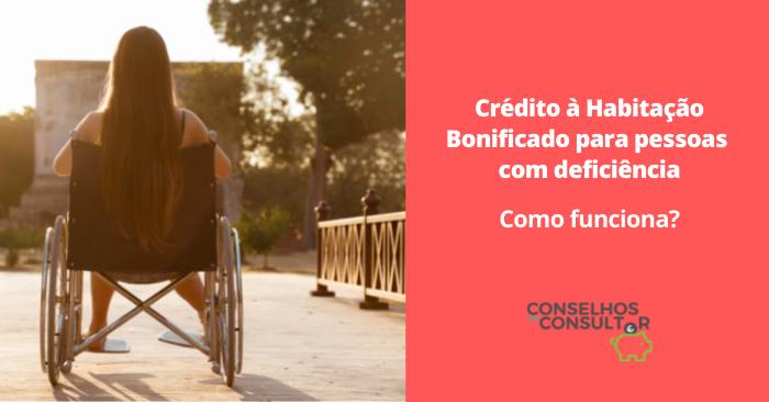 Como funciona o Crédito à Habitação bonificado para pessoas com deficiência