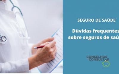 Seguro de Saúde – Perguntas e Respostas