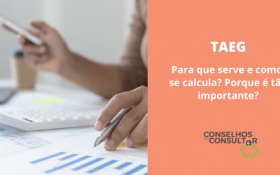 TAEG – Como calcular? Porque é tão importante?